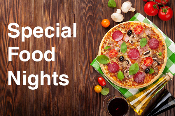 Special Food Nights